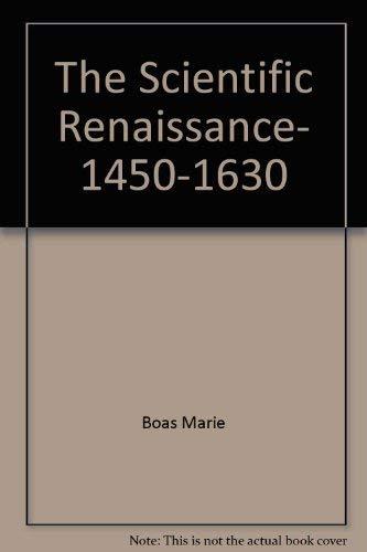 9780061305832: The Scientific Renaissance, 1450-1630