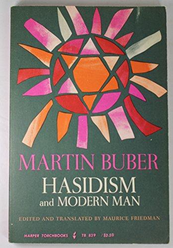 9780061308390: Hasidism and Modern Man (Torchbooks)