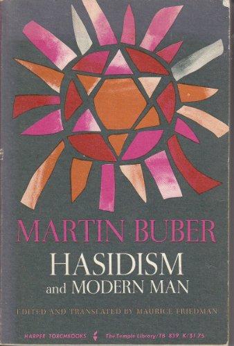 9780061308390: Hasidism and Modern Man (Harper Torchbooks TB839)