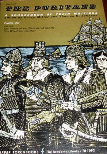 9780061310935: Puritans: v. 1 (Academy Library)