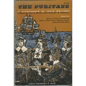 Puritans : A Sourcebook of Their Writings