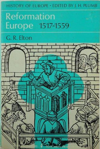 9780061312700: Reformation Europe 1517-1559