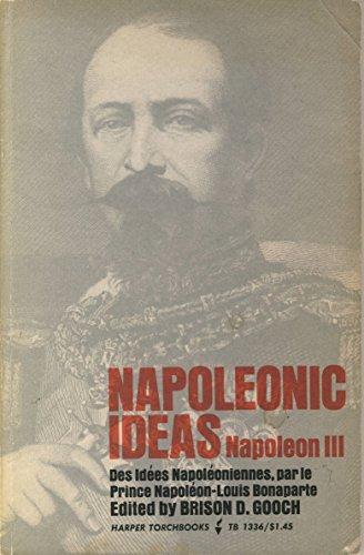 9780061313363: Napoleonic Ideas (Torchbooks)