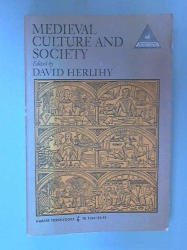 9780061313400: Medieval Culture and Society