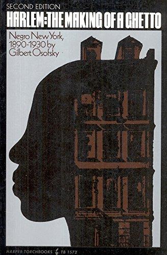 9780061315725: Harlem: The Making of a Ghetto : Negro New York, 1890-1930 (Harper Torchbooks, Tb 1572)