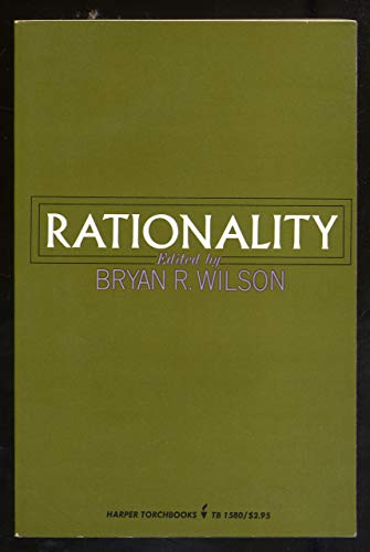 9780061315800: Rationality