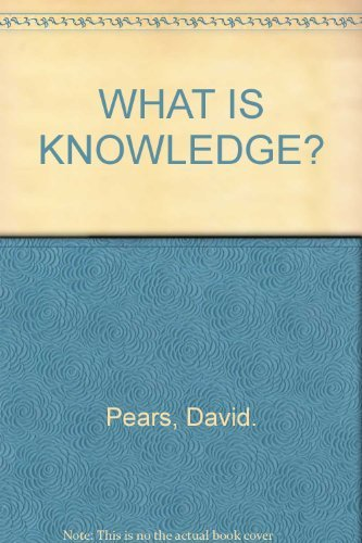 what is knowledge philosophy essay This free philosophy essay on essay: knowledge is a justified true belief is perfect for philosophy students to use as an example.