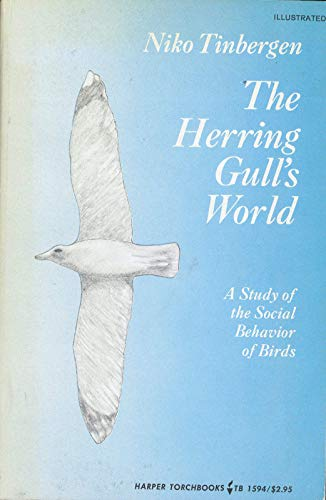 9780061315947: The herring gull's world: A study of the social behaviour of birds (The new naturalist)
