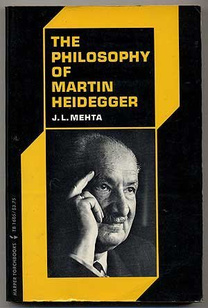 9780061316050: Philosophy of Martin Heidegger (Torchbooks)