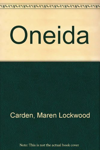 9780061316340: Oneida: Utopian community to modern corporation (Harper Torchbooks)