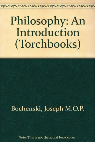 9780061316388: Philosophy: An Introduction (Torchbooks)