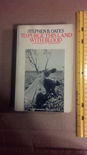 9780061316555: To Purge This Land with Blood: Biography of John Brown (Torchbooks)