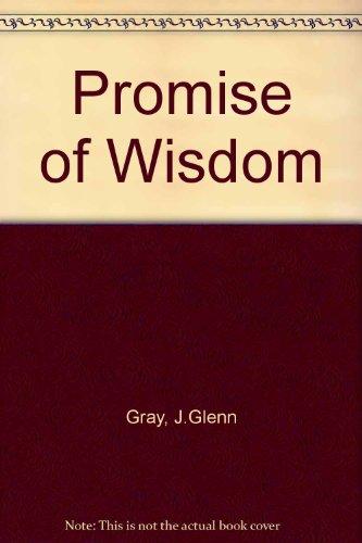 9780061316623: Promise of Wisdom