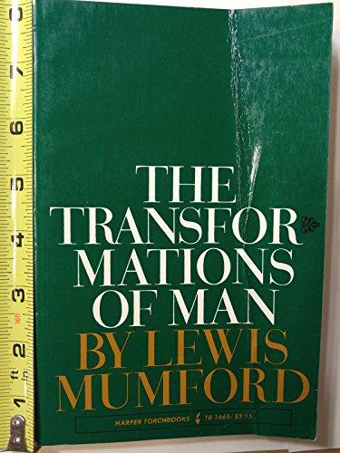 9780061316654: Transformations of Man (Torchbks.)