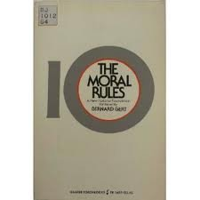 9780061316975: Moral Rules (Torchbooks)