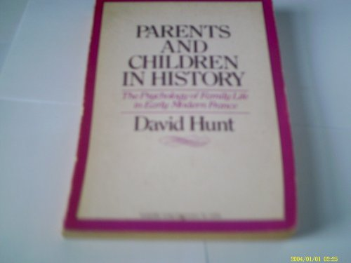 9780061316999: Parents and Children in History (Torchbooks)