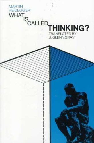 9780061317217: What is Called Thinking? (Torchbooks)