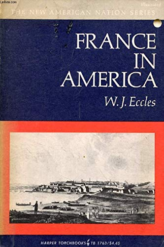9780061317637: France in America (Torchbooks)