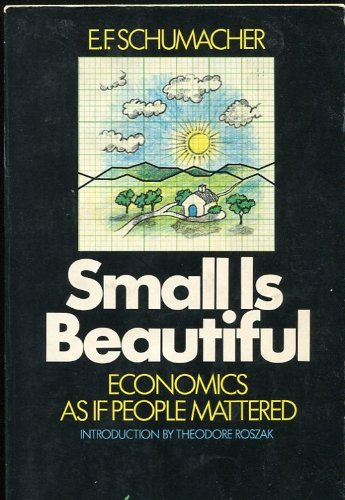 9780061317781: Small Is Beautiful