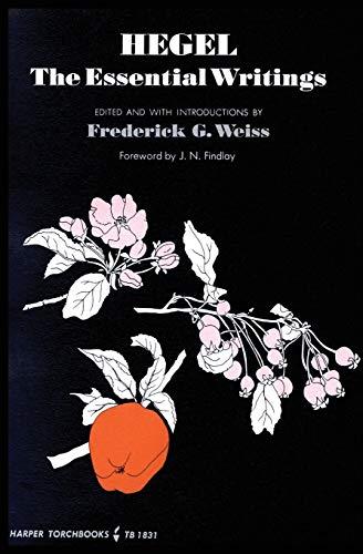 9780061318313: Hegel: The Essential Writings