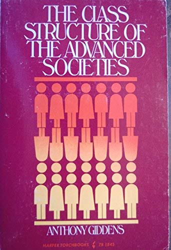 9780061318450: The class structure of the advanced societies (Harper torchbooks ; TB 1845)
