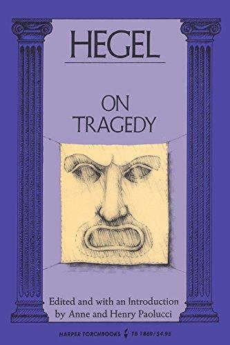9780061318696: Hegel on Tragedy (Harper torchbooks ; TB 1869)