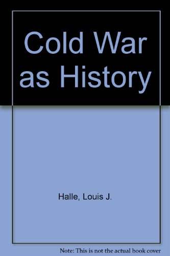 9780061318900: Title: The Cold War as History