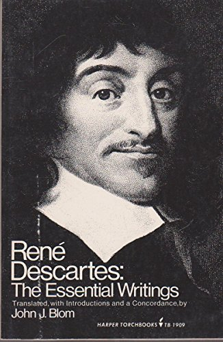 9780061319099: Rene Descartes: The Essential Writings (The Essential Writings of the Great Philosophers)