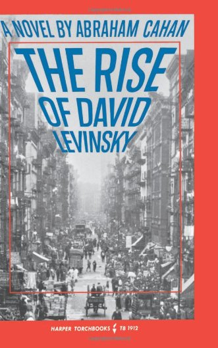 9780061319129: RISE OF DAVID LEVINSKY