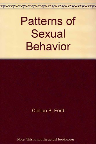 9780061319136: Patterns of Sexual Behavior