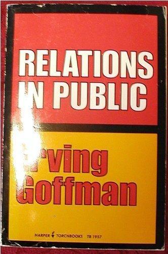 relations in public goffman pdf