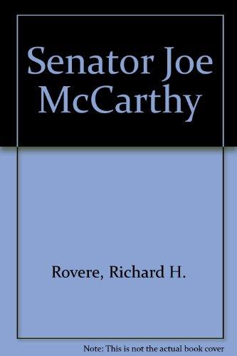 9780061319709: Senator Joe McCarthy