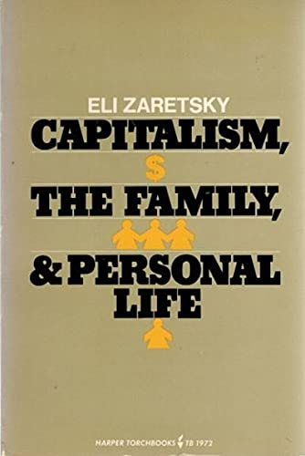 9780061319723: Capitalism, the Family and Personal Life (State and Revolution)