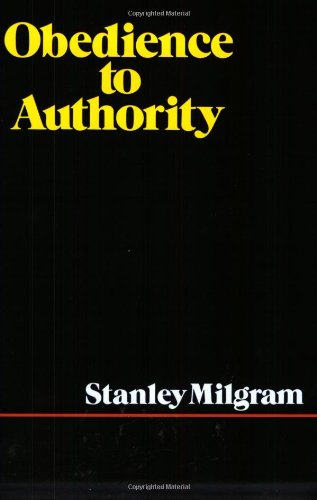 9780061319839: Obedience to Authority