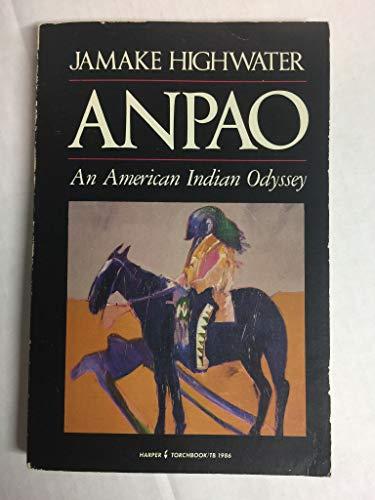 9780061319860: Anpao: An American Indian Odyssey
