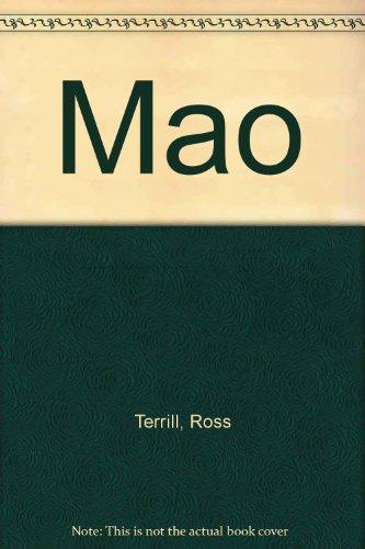 9780061319921: Mao (Harper Torchbooks)
