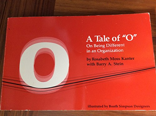"""9780061320644: A Tale of """"O"""": On Being Different in an Organization"""