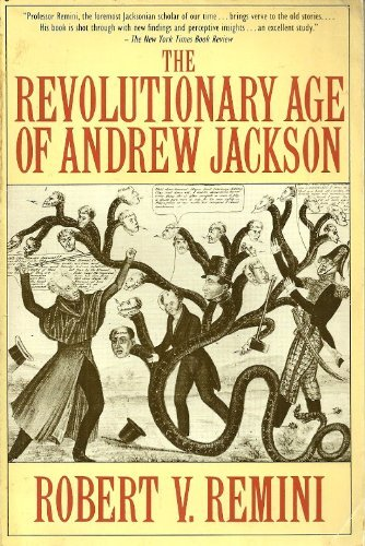 9780061320743: The Revolutionary Age of Andrew Jackson