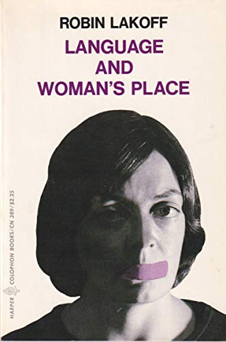 9780061320934: Language and Women's Place