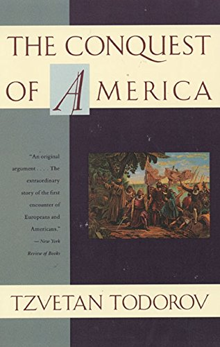 9780061320958: The Conquest of America: The Question of the Other