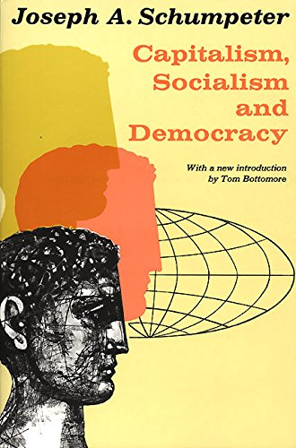 9780061330087: Capitalism, Socialism and Democracy (Harper Torchbooks)