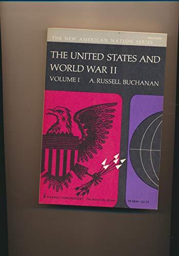 9780061330445: United States and World War II: v. 1 (Torchbooks)