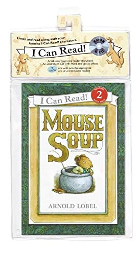 9780061336102: Mouse Soup [With CD] (I Can Read! - Level 2)