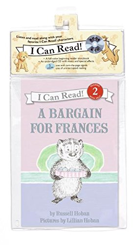 9780061336119: A Bargain for Frances Book and CD (I Can Read Book 2)