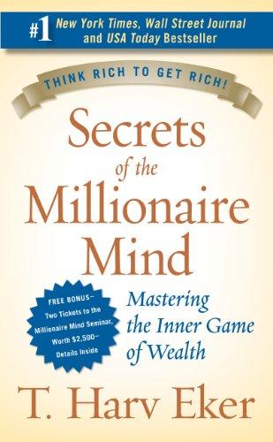 9780061336454: SECRETS MILLIONAIRE MIND IN MM