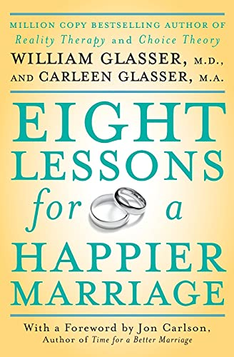 9780061336928: Eight Lessons for a Happier Marriage