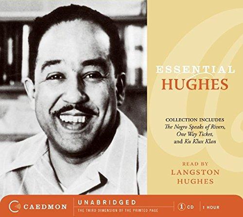 9780061336942: Essential Langston Hughes CD (Caedmon Essentials)