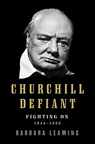 9780061337581: Churchill Defiant