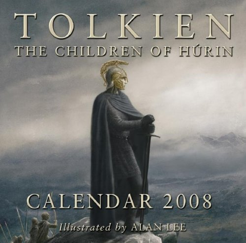 9780061338151: Tolkien Calendar: The Children of Hurin