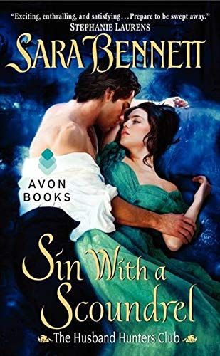 9780061339196: Sin With a Scoundrel: The Husband Hunters Club (The Husband Hunters Club Series)